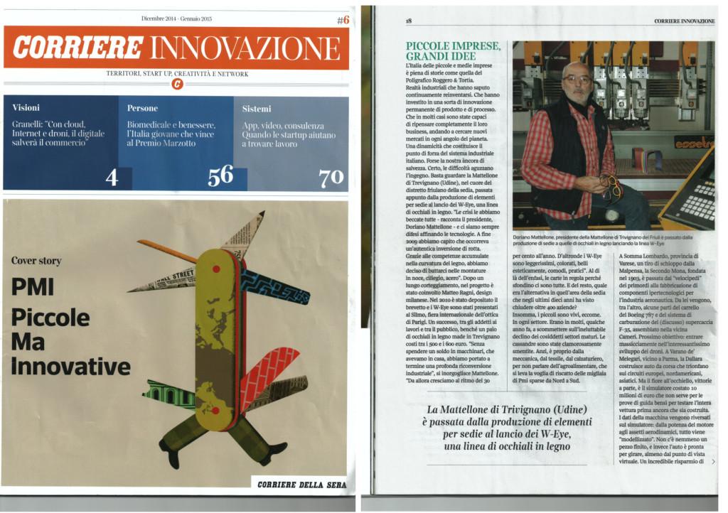 Corriere Innovazione0115